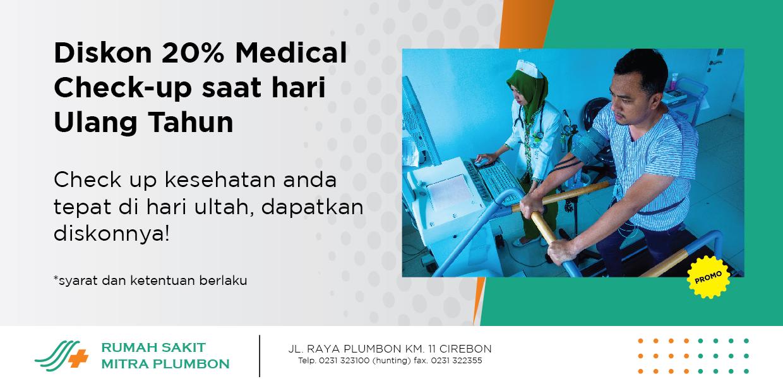 Medical Check-Up RM Mitra Plumbon Cirebon